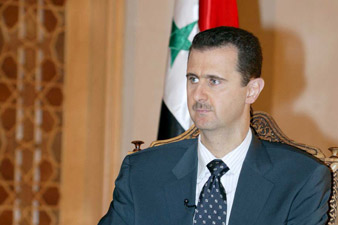 Башар Асад: Разговор Обамы и Роухани позитивно повлияет на развития в Сирии