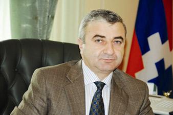 Former German ambassador visits Artsakh
