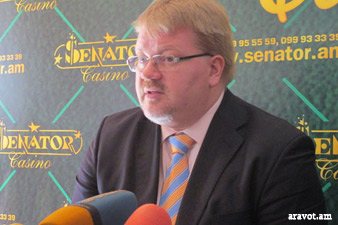 Johan Backman to protect Armenian children from gender policy