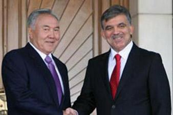 Turkey, Kazakhstan take step for strategic partnership