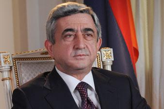Серж Саргсян выразил соболезнования в связи со смертью академика Гурзадяна