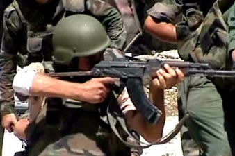 Syrian army ousts militants from border town of Kesab