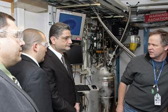 Armenian Prime Minister visits Stanford University