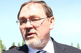 Russian ambassador: I don't retract my words
