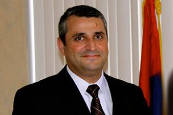 Grigor Hovhannisyan appointed Armenian ambassador to Cuba