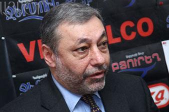Арзуманян: Власти боятся гражданского неповиновения, а не оппозиции