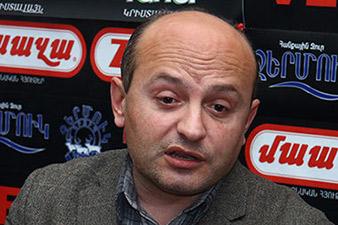 Safaryan: Azerbaijan's actions not aimed at problem solution through talks