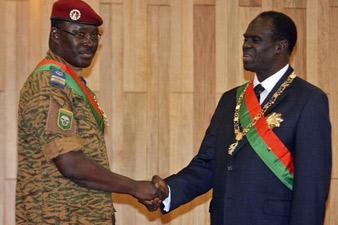 Army man named Burkina Faso PM