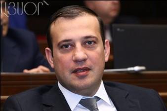 Ваан Бабаян назначен замглавы комиссии по евроинтеграции