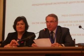 Александр Цинкер: Выборы в НКР состоялись