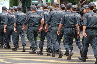 Ոստիկանությունը զգուշացնում է. Իրավասու է իրավախախտների նկատմամբ կիրառել ֆիզիկական ուժ