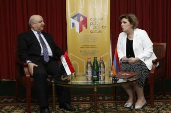 Armenia is concerned about destruction of cultural heritage in Iraq