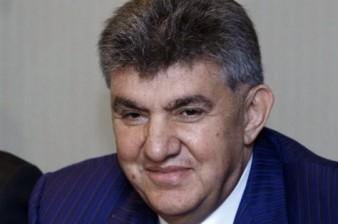 Ara Abrahamyan financing political party?