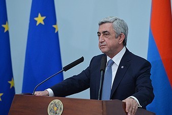Armenia is ready to move forward on the way of reasonable concessions