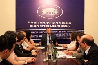 Armenia and Karabakh MFAs' media representatives hold consultations