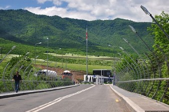 Armenian frontier guards release Azerbaijani border violators after explanatory talk