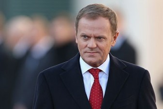 Karabakh conflict settlement must be priority for us: Donald Tusk