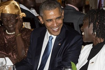 President Obama due to begin busy Kenya schedule