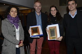 Argentinian journalist receives Hrant Dink Award for Armenian Cause promotion in mass media