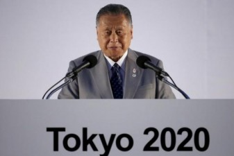 Tokyo Games chief apologizes for stadium fiasco