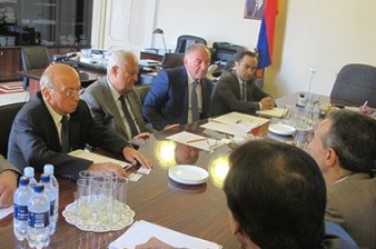 Energy cooperation of Armenia and Iran discussed in Yerevan