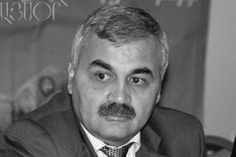 Политолог Левон Мелик-Шахназарян скончался после длительной болезни