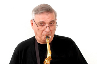 Legendary jazzman George Garanian dies at 75