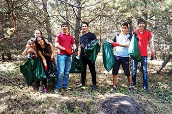 ATP Opens Its Doors for Greening Events Throughout Armenia