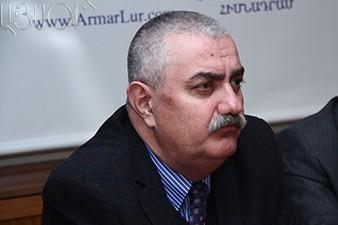 А.Сафарян: Евразийский интеграционный проект таит в себе огромные возможности для развития экономики Армении