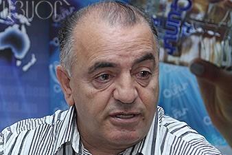 Сос Петросян: Новое здание Ереванского цирка будет в 100 раз лучше