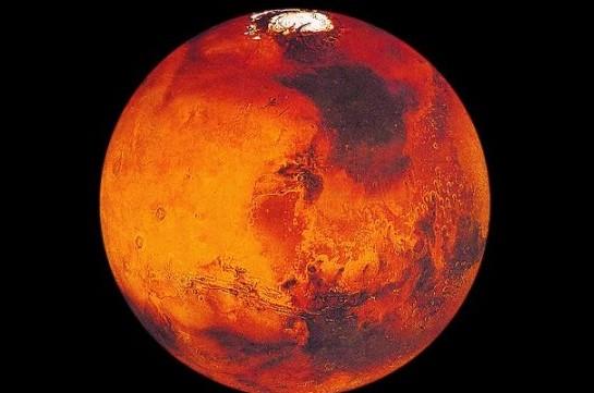 На Марсе найдены следы ледникового периода