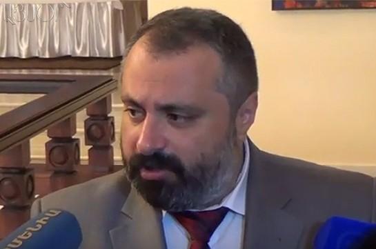 Давид Бабаян: Есть две задачи – чтобы жители сел не покидали Карабах и были в безопасности