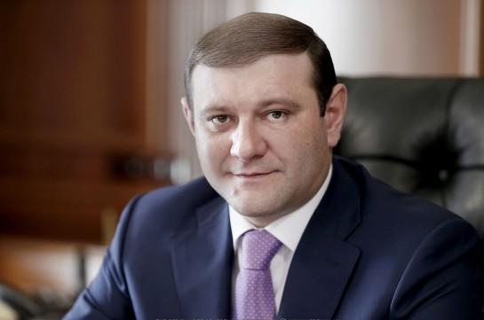 Тарон Маргарян: В мэрии Еревана сокращения штатов не предусматривается