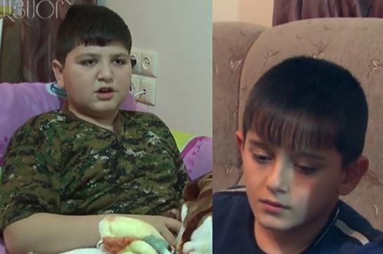 Азербайджан заранее спланировал артиллерийские удары по территории школы в Нагорном Карабахе