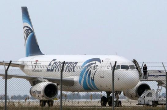 Самолет EgyptAir «лихорадило» накануне до крушения