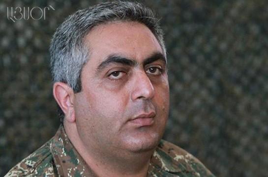 Подполковник Шант Аветисян задержан за получение взятки