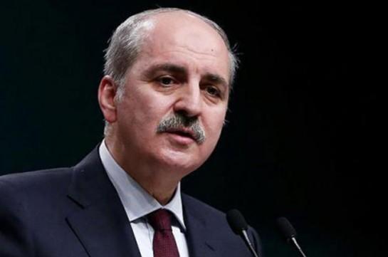 Вице-премьер Турции назвал исторической ошибкой признание Бундестагом Геноцида армян