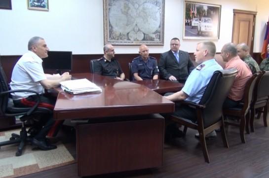 Сотрудники Военной полиции Армении могут быть вовлечены в миротворческие подразделения НАТО