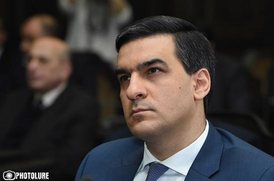 Омбудсмен Армении и посол Германии обсудили вопросы защиты прав человека