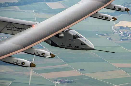 ������� �� ��������� �������� Solar Impulse 2 ���������� �������� ������������� ����� (�����)