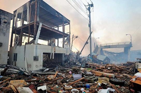 В Таджикистане землетрясение разрушело жилые дома