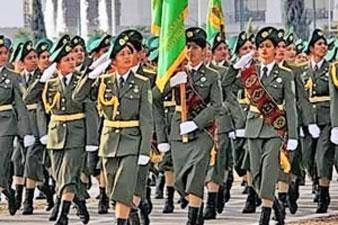 Туркмения реформирует армию и укрепляет флот