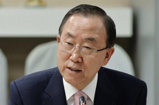 Генсек ООН призвал воздержаться от дальнейшего насилия в Кашмире