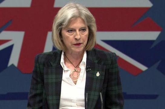 Премьер Англии уходит вотставку