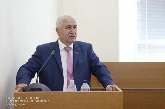 Հայաստանի պետական տնտեսագիտական համալսարանի ռեկտոր է ընտրվել Կորյուն Աթոյանը