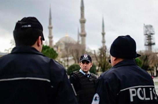 В Турции задержали или уволили 45 тысяч человек