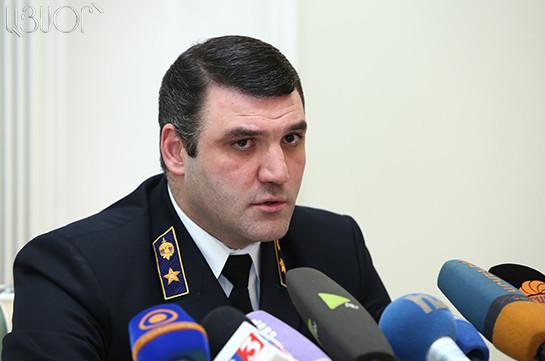 ВАрмении открыли дело против 2-х десятков митингующих