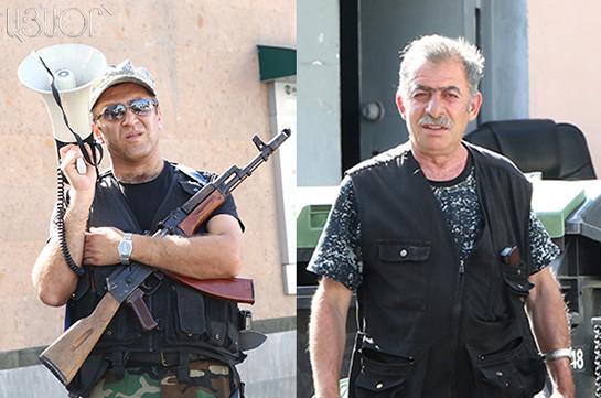 Главарь вооруженной группы вЕреване арестован