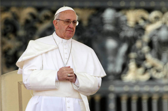 Папа римский попросил извинения удевушек, которых заставляли заниматься проституцией