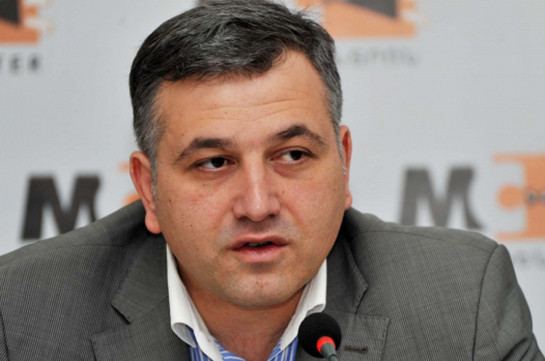 Николай Багдасарян «рассекретил» причины сложения мандата члена Совета старейшин Еревана